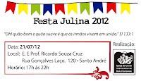 FESTA JULINA 2012