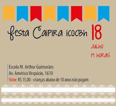 Festa Junina da IocBH